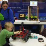 Výuka automatizace ve fóru