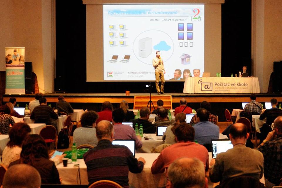 SmartBIT na konferenci Počítač ve škole