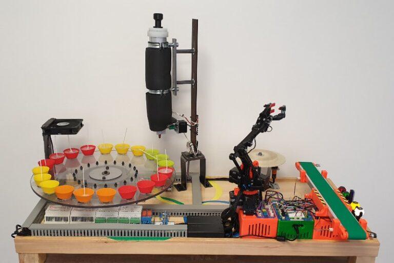 Automatizovaná svíčkárna